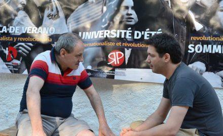 """Antonio Liz: """"la Revolución española tiene dos contrarrevoluciones, la fascista y la estalinista"""""""