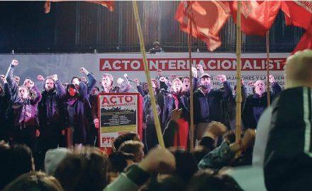 La izquierda será internacionalista o no será nada