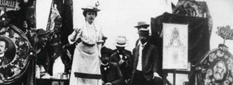 La guerra imperialista y el internacionalismo de Rosa Luxemburgo