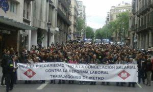 """Vincenç Navarro: """"La clase trabajadora, aunque no aparece en los medios, continúa existiendo"""""""
