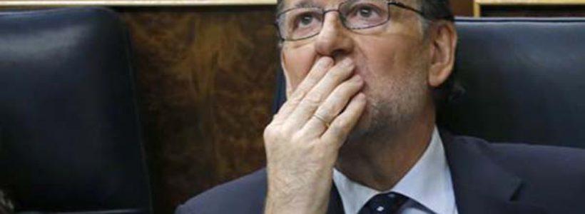 Rajoy fracasa en su investidura, la crisis del régimen español persiste