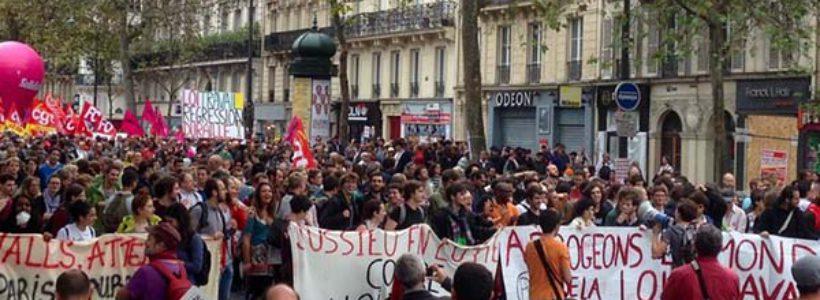 Francia: el movimiento de lucha contra la reforma laboral se mantiene y puede radicalizarse