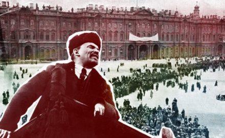 Lenin, el estratega de la revolución