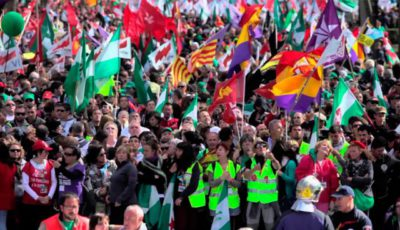 ¿Por qué los grandes medios no hablan de las Marchas de la Dignidad?
