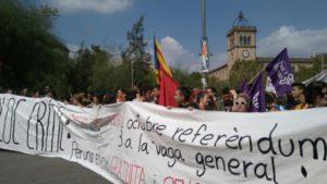 Movimiento estudiantil: ¿el retorno de las asambleas de base?