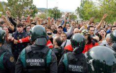 Apoyemos la rebelión del pueblo catalán y su derecho de autodeterminación