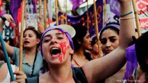 Con la fuerza de las mujeres y la juventud, este 8 de marzo ¡vamos a pararlo todo!