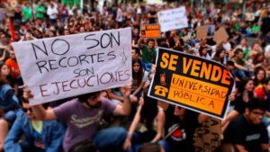 Pongamos en pie una juventud anticapitalista y revolucionaria