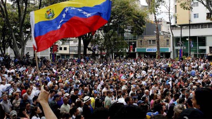 Repudiamos la ofensiva golpista del imperialismo y la derecha en Venezuela