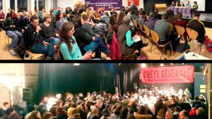 Destacadas actividades en París y Múnich de organizaciones hermanas de la CRT