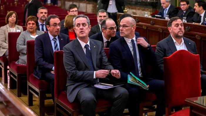 """Juicio político al procés: comienza la """"Causa General"""" contra el independentismo"""